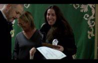 Entrega de los premios del concurso municipal de belenes