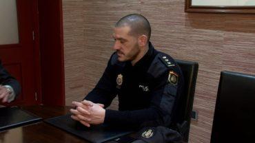 Esteban Lezáun deja la comisaría de Algeciras para hacerse cargo de la de Salamanca