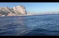 Gibraltar denuncia que una corbeta española ha navegado frente al Peñón con el himno de España
