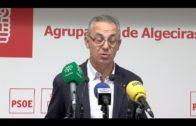 Los socialistas algecireños hacen balance negativo de la gestión del PP durante su mandato