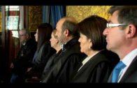 Ocho abogados toman posesión como letrados del Colegios de Abogados de Cádiz