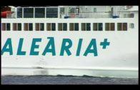 Un ferry de Balearia sufre un conato de incendio y tiene que ser remolcado a Ceuta