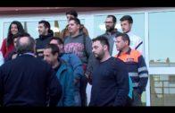 """Alumnos del IES """"Ventura Morón"""" agradecen a Landaluce su mediación ante la  falta de profesor"""