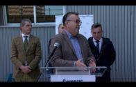 Avanza la construcción de la nueva Biblioteca del Campus Bahía de Algeciras