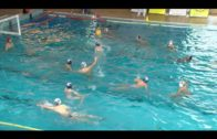 Buen fin de semana para los equipos del waterpolo Algeciras