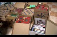 CEPSA dona 350 libros a la APCG para el proyecto Biblioteca Galatea de Pastores