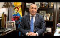 El alcalde hace balance de 2018 y espera que en 2019 se mejoren los colegios y el hospital