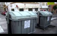 El Ayuntamiento de Algeciras repone contenedores en el barrio de la Bajadilla
