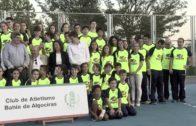El Bahía único equipo de División de Honor en el nacional de Pista Cubierta