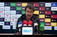 Emilio Fajardo cree que las buenas sensaciones se transformarán en breve en victorias
