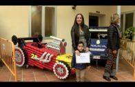 Entregan los premios del V Concurso de Esculturas de Latas