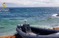 La Guardia Civil detiene a 21 personas en una operación contra el tráfico de hachís en el Estrecho