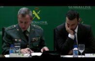 La Guardia Civil interviene 85 kilogramos de angulas vivas y detiene a dos personas