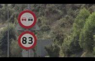 La reducción de velocidad a 90 km/h en carreteras convencionales entra hoy en vigor