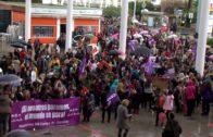 Marea Violeta reúne a los agentes sociales de la comarca para diseñar el próximo 8M