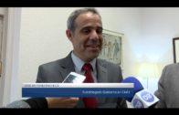 Reunión de trabajo entre el alcalde de Algeciras y el Subdelegado del Gobierno en Cádiz