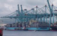 Algeciras, primer puerto del país en Tráfico Total con 107 millones de toneladas