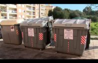 Algesa finaliza los trabajos de sustitución integral de los contenedores en la zona de La Ermita