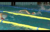 Buen resultado de los nadadores algecireños categoría infantil