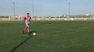 Derrota justa del filial  de los rojiblancos ante Tarifa, 0-2