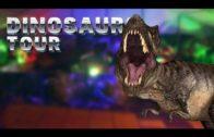 Dinosaurs Tour, la mayor exposición de dinosaurios llega a Algeciras