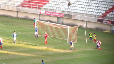 El Algeciras CF juega el domingo ante el Xerez Deportivo CF