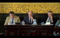 El pleno aprueba todas las mociones presentadas por los grupos políticos