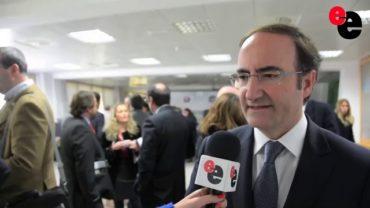 Gerardo Landaluce, nuevo presidente de la Autoridad Portuaria de la Bahía de Algeciras