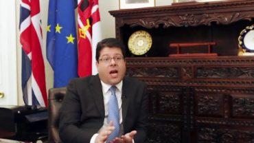 """Gibraltar acusa a España de poner en peligro la seguridad con """"provocaciones"""" y acciones """"estúpidas"""""""