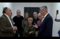 Inauguración del Art Atelier de Antonio Camba en el Barrio de la Caridad