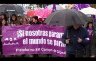 Marea Violeta Campo de Gibraltar convoca a la sociedad a secundar la huelga del 8 de marzo