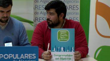 Nuevas generaciones de Algeciras arranca su VI Semana Solidaria