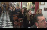"""Presentación de la pintura del nuevo cartel anunciador de la exaltación de la Saeta de """"La Levantá"""""""
