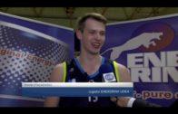 Stachovskij muy contento con su juego y el del equipo