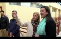 Concluyen las obras de reparación del lucernario del CEIP Mediterráneo