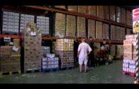 Diputación aumenta su colaboración con el Banco de Alimentos del Campo de Gibraltar