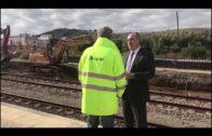 El alcalde destaca que se sigan adjudicando proyectos de renovación de la Algeciras-Bobadilla