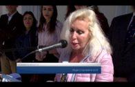El Ayuntamiento de Algeciras celebra el acto de descubrimiento de placa en la Plaza de la Mujer