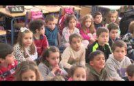 El CEIP Adalides celebra actividades de fomento de lectura