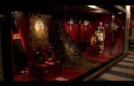 Inaugurada la exposición de enseres cofrades de Buena Muerte