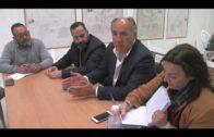 La Casita de las Palomas le transmite al alcalde las necesidades de San Bernabé