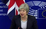 La UE da a Londres hasta el 12 de abril para decidir si quiere 'brexit' caótico en caso de no acuerdo