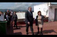 Landaluce se reúne con la nueva directiva de la Asociación de Vecinos de El Embarcadero