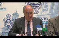 Landaluce y González Mazo firman dos nuevos convenios de colaboración entre el Ayuntamiento y la UCA