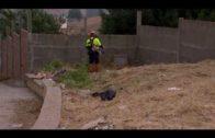 Limpieza ejecuta trabajos de desbroce en la Huerta del Acebuchal