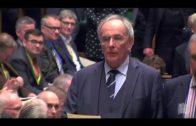 Parlamento de Reino Unido aprueba aplazar el brexit al 22 de mayo si el acuerdo recibe luz verde
