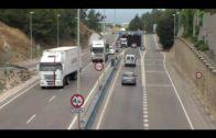 UGT y CCOO convocan concentración de trabajadores del transporte por carretera