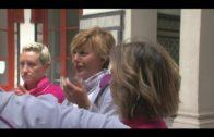 Un algecireño recorrerá los 45 municipios de Cádiz para ayudar a Bandera Rosa y Por una sonrisa