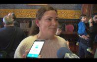 'Asperger-TEA' y 'Autismo Cádiz' visitan el ayuntamiento con motivo del Día Mundial del Autismo
