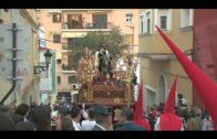 Domingo de Ramos de júbilo y buen tiempo, en el arranque de la Semana Santa Algecireña